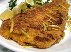 Cornmeal Breaded Trout from Food.com:   								This recipe comes from Weight Watchers. It sounded so good I had to post it.