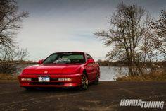1991 Honda Prelude 4WS Si JDM EDM Front Lip 12