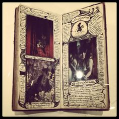 Diary of vali myers Ink In Water, Season Of The Witch, Wreck This Journal, Visual Diary, Dark Art, Altered Art, Paper Art, Illustration Art, Artsy