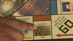 The Lagos edition of the popular game of fortune-building -- Monopoly! The first of its kind in Africa.