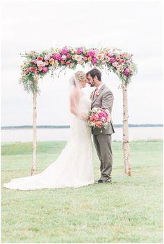 Hyatt Chesapeake Bay - Pink and Coral Charm Peony Wedding Manda Weaver PhotographyHyatt Chesapeake Bay Wedding    Annabelle & Matt - Manda Weaver Photography