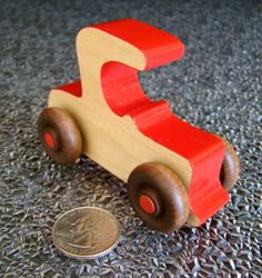 Handmade Wooden Toy Cars, Made From Recycled and Reclaimed Wood, #odinstoyfactoy #handmade #handcrafted #woodentoys #toys #tallahassee #florida #cars #toys #kids #children #boys #girls