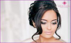 hairstyles grzywka wysoko | Fryzura ślubna wiązka z welonem i hukiem. Jak zrobić paczkę włosy ...