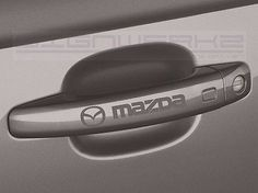 Mazda Door Handle Decal Sticker emblem mazda 3 mazda 6 cx-5 miata♦️ SMS - F A S H I O N 💢👉🏿 http://www.sms.hr/products/mazda-door-handle-decal-sticker-emblem-mazda-3-mazda-6-cx-5-miata/ US $0.30