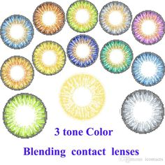Find the qualified with stock 13 color fresh colorblends freeshipping by dhlcontact lenses contact lenses cheap prescription contact lenses contact lense trial contact lenses for less by icontacts from the Chinese online seller DHgate.com with fast delivery.