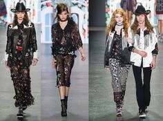 God Save the Queen and all: New York Fashion Week: Anna Sui Spring/Summer '17 #nyfw #annasui #ss17