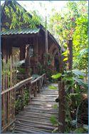 The Sun Hut, Pai, Thailand