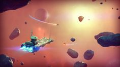 """No Man's Sky"" And The Art Of Designing A Universe Within A Video Game 