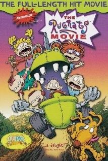 The Rugrats Movie on VHS
