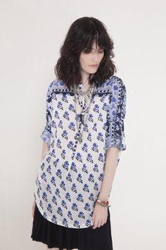 Conocé lo nuevo de este Verano 17 en Rapsodia.com > Camisa Icaria Noki