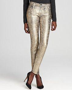 Cremallera metal oro Antik blanco ykk pantalones faldas rock bolsillos de pantalones