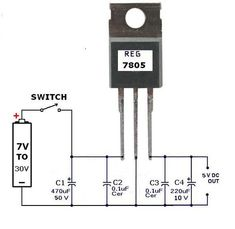 Simple Electronics, Hobby Electronics, Electronics Components, Electronics Projects, Electronic Circuit Projects, Electrical Projects, Electronic Engineering, Electrical Engineering, Electrical Work