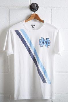 Tailgate UNC Tar Heels Stripe T-Shirt