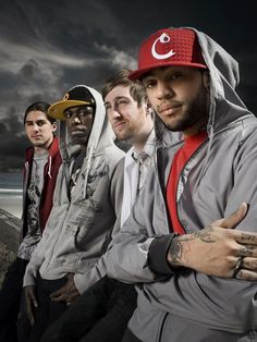 Gym Class Heroes (2006) w/The All-American Rejects, The Format, and The Starting Line