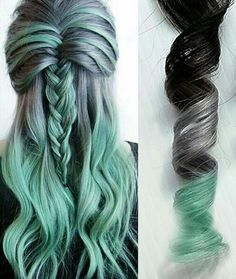 LOVE,Just want a darker green at the ends!!!!