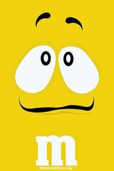 personajes m&m amarillo - Buscar con Google