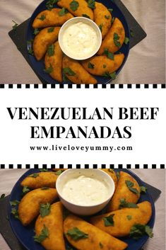 Mother's Recipe: Venezuelan Beef Empanadas (Beef Turnovers) Comida Latina, Bolognese, Venezuelan Food, Venezuelan Recipes, Chefs, Low Carb Flammkuchen, Turnover Recipes, Beef Empanadas, Zucchini Puffer