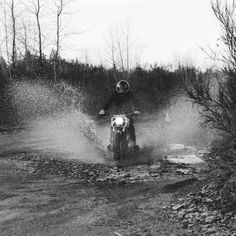 caferacersofinstagram: The puddle smashing #BCbuilt Triumph...  caferacersofinstagram:  The puddle smashing #BCbuilt Triumph The Tribute. Photo by @brookssterling.  CROIG Takeover with @british_customs. More photos of their adventures and their build the Triubute on their blog.  #BCbuilt #newheritage #croig #raen #cambvibes #croigtakeover #caferacersofinstagram (at CROIG Takeover: British Customs Part I)