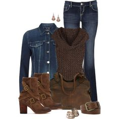b9266781029 Double Denim by vesper1977 on Polyvore featuring Missoni, Armani Jeans,  maurices, Jeffrey Campbell