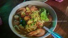 Mee Udang @ Restoran Mee Udang Banjir, Kuala Selangor