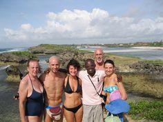 at watamu beach