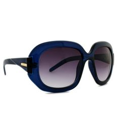 Miranda Sunglasses Blue, $16.50, now featured on Fab.