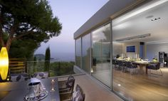 PRIVATE VILLA STJE1109, ST JEAN CAP FERRAT / FRANCE. Another great destination close to the Rolex Masters in Monte Carlo 2014. Taken from Luxury Villa rental company Indigo Lodges