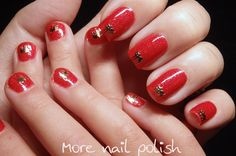 Picutre Polish Arabian with Cat sequins http://www.ladyqueen.com/100pcs-cat-3d-nail-art-tips-shinning-sequin-slice-nail-decoration-na0605.html