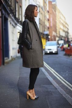 coat and outfit