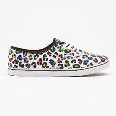 VANS Neon Leopard Authentic Lo Pro Cool Vans Shoes 7466348b63