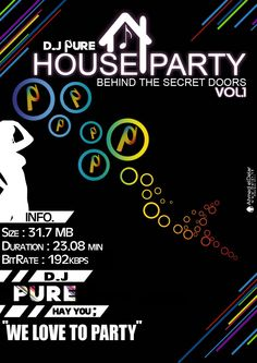 House_Party-vol-1