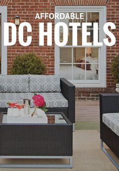 Affordable Hotels In Washington DC