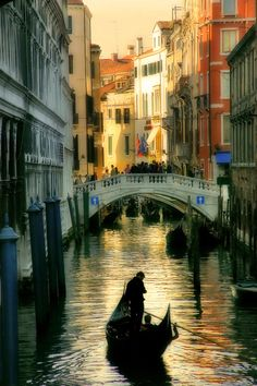 Visiting Venice is like unwrapping a present for the senses: the toll of church bells, beribboned gondoliers churning their oars, the sharp