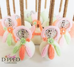 A post from Dream catcher cake pops for Ameyah's birthday 💕 Inspired by the lovely 😊 Pirate Cake Pops, Dream Catcher Cake, Tower Stand, Round Cakes, 7th Birthday, Instagram Posts, Cakepops, Balls, Native American
