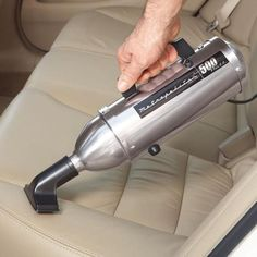 The most powerful hand vac on the planet! (this might be a great present for me or hubs)