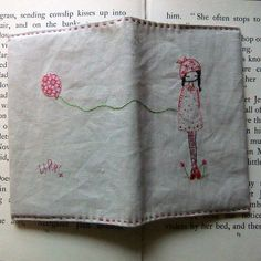 Diary cover - By lili_popo