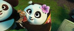 Lei Lei the cutest and adorable panda baby