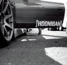 Hoonigan JDM Car Sticker