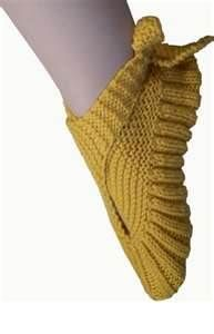 Image detail for -who crochet there are several great patterns for slippers here