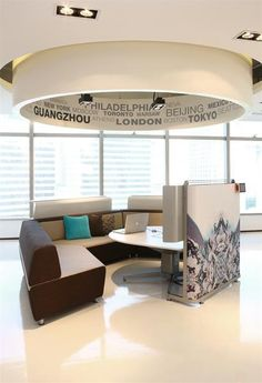 informal meeting space | Steelcase - available at inspirationoffice.co.za