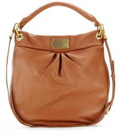 The Classic - Leather hobo bag - Marc by Marc Jacobs (Hillier Hobo)