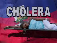 Cholera is an infection in the small intestine caused by the bacterium Vibrio cholerae.  http://medical-helpful-info.blogspot.com/2012/09/cholera-information.html Create the conditions that rain and flooding in West Africa, the United Nations has warned that the current cholera emergency set to worsen. The Department of Health (DOH) on Tuesday declared a cholera outbreak in Catanduanes due to the alarming rise of cases of the disease. FAQ on cholera from the Centers for Disease Control.