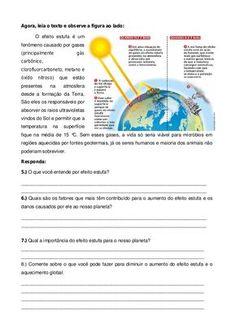 Avaliação de geografia