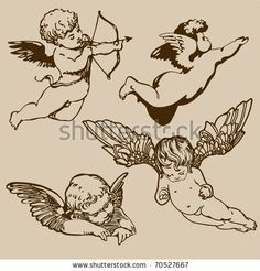 Afbeeldingsresultaat voor tattoo angel child