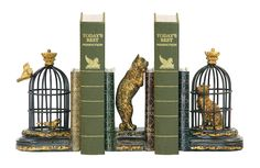 Sterling Industries Trading Places Book End & Reviews | Wayfair
