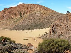 All sizes | Towards La Fortaleza Walking in Teide National Park, Tenerife | Flickr - Photo Sharing!
