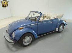 1978 - Volkswagen Super Beetle Convertible