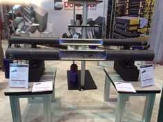 Live from IMTS: Dura-Bar unveils new continuous cast iron tube