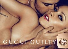 Love the makeup on Evan Rachel Wood - gucci ad campaign