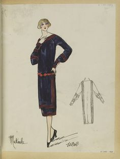 Matinale | Jean-Charles Worth | V&A Search the Collections